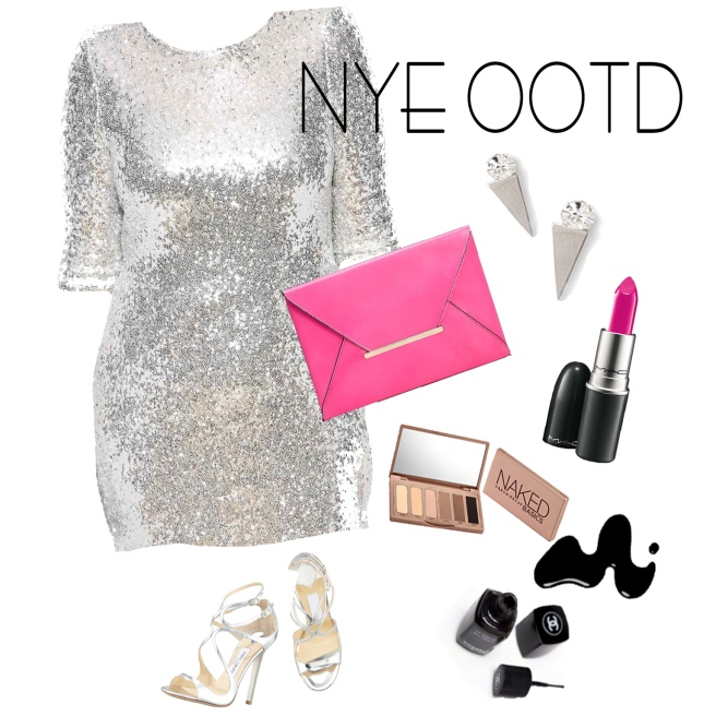 Adriajhill NYE OOTD Fashion Plus